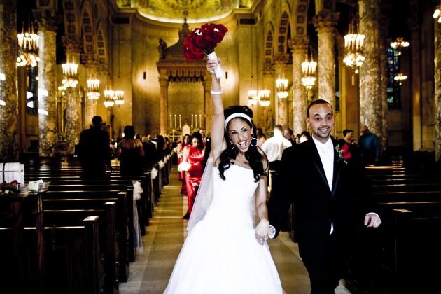 Jen + Bobby | Wedding | New England