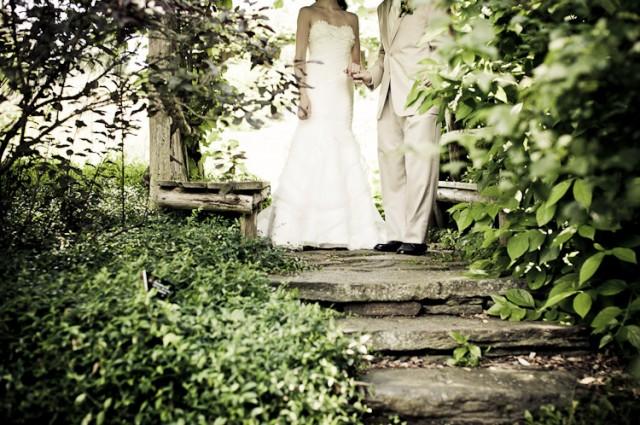 Lydia + Brian | Wedding | Botanical Gardens | Part I
