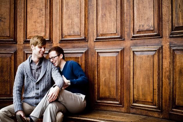 Matthew + Jordan | Engagement | London, England | Part II