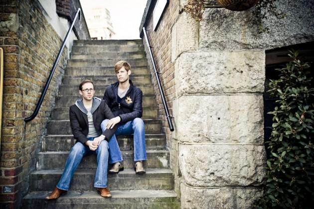 Matthew + Jordan | Engagement | London, England | Part III
