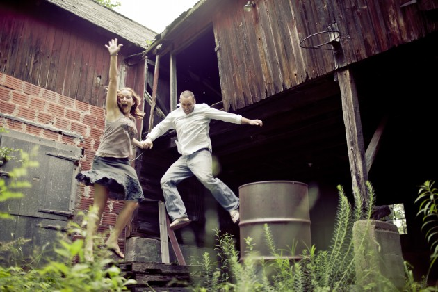 Kara + Bryan | Engagement | CT