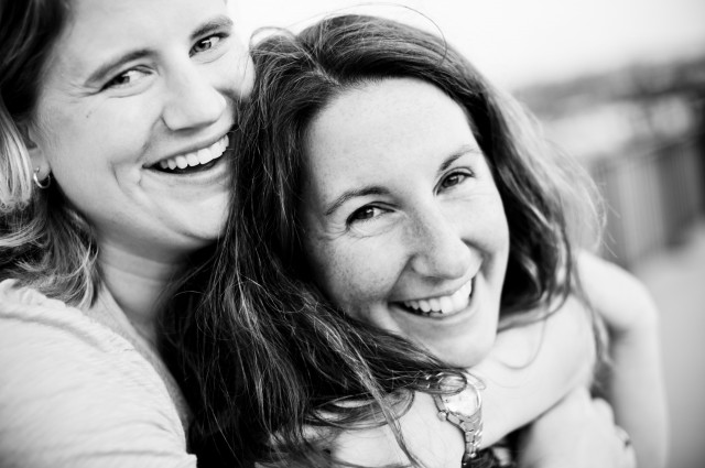 Amy + Stacy | Engagement | New London, CT