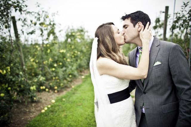 Jenn + Brett | Wedding | Sweet Berry Farm | Newport, RI