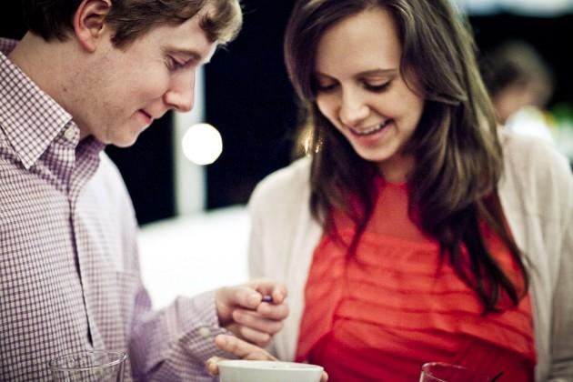 Katie + Rob | Welcome Dinner | Winvian | Morris, CT
