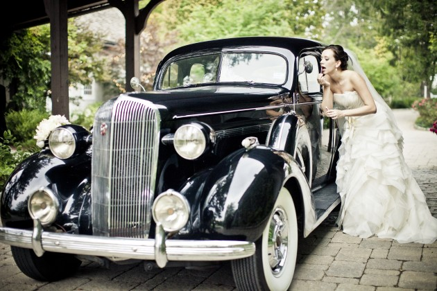 Featured | Katie and Rob | The Knot's Wedding of the Day