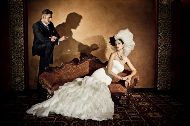 Matthew Christopher – 2011 Couture Dress Campaign