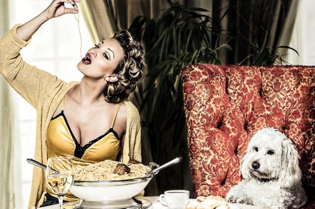 Inspired | Adrienne as Bridget with Pamela Hanson