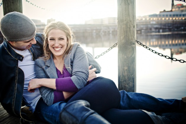 Nickie + Ryan | Engagement | CT