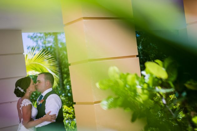 Playa Mujeres, Mexico | Wedding | Brittany + Josh
