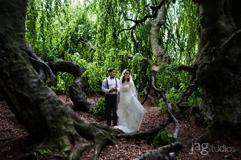Lyndhurst Castle New York Spring Wedding JAGstudios
