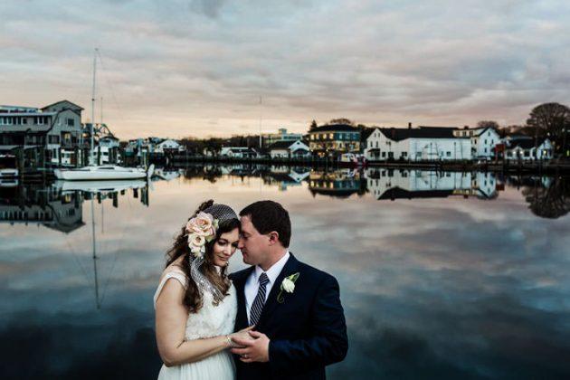 Mystic Arts Center | Wedding | Meghan + Daniel