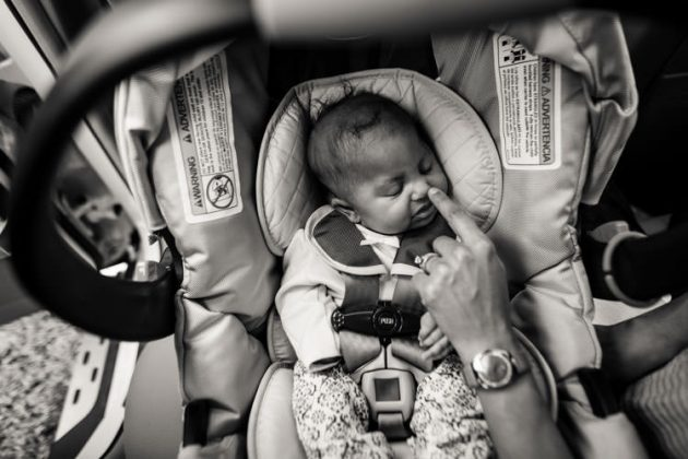Newborn Homecoming | Connecticut | Singh Family