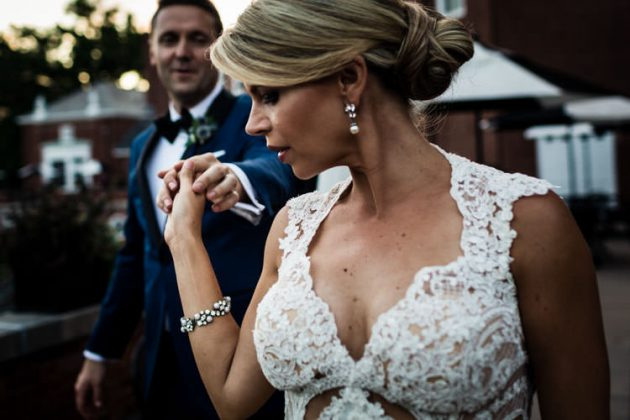 Luxury Wedding | New Haven Lawn Club | Mary + Andy