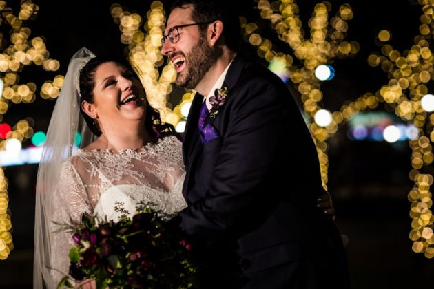 Cosmic Wedding | CT Science Center | Stephanie + Pete