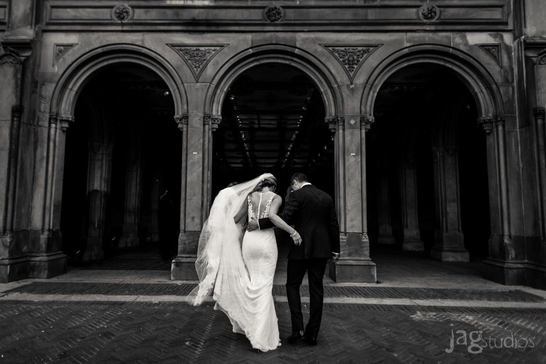 ny athletic club wedding nyc jagstudios photography