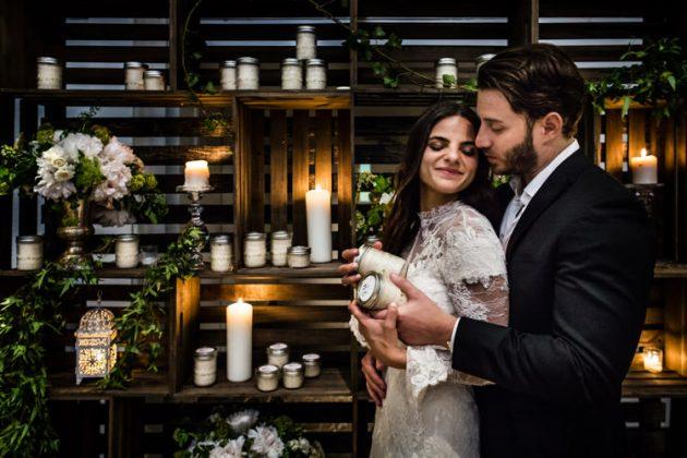 Brooklyn Botanical Garden Wedding | Dani + Brian