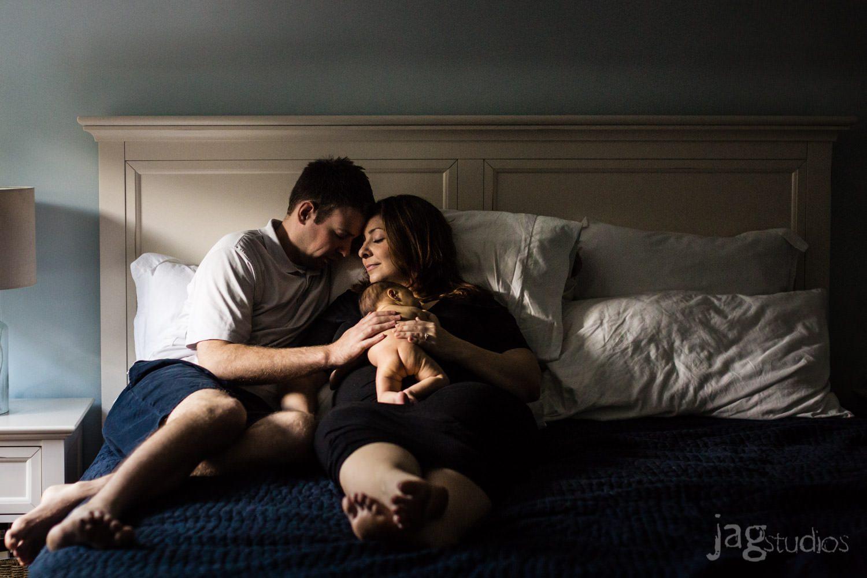 Newborn portrait photography Connecticut JAGstudios