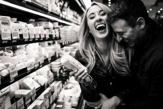 Museum of Natural History Engagement Session | NYC
