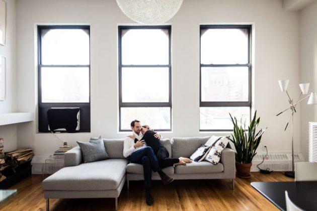 NYC Engagement | Forever Session | Katherine + Vin