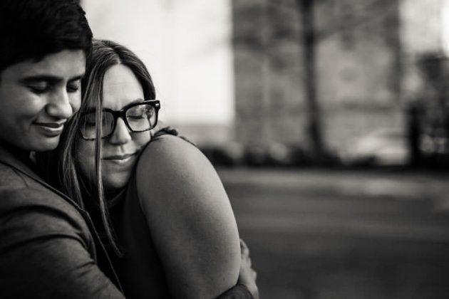 Same-Sex Engagement | West Hartford, CT  | Kave + Christin